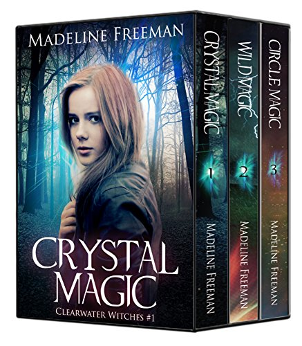 Clearwater Witches Box Set, Books 1-3: Crystal Magic, Wild Magic, & Circle Magic cover