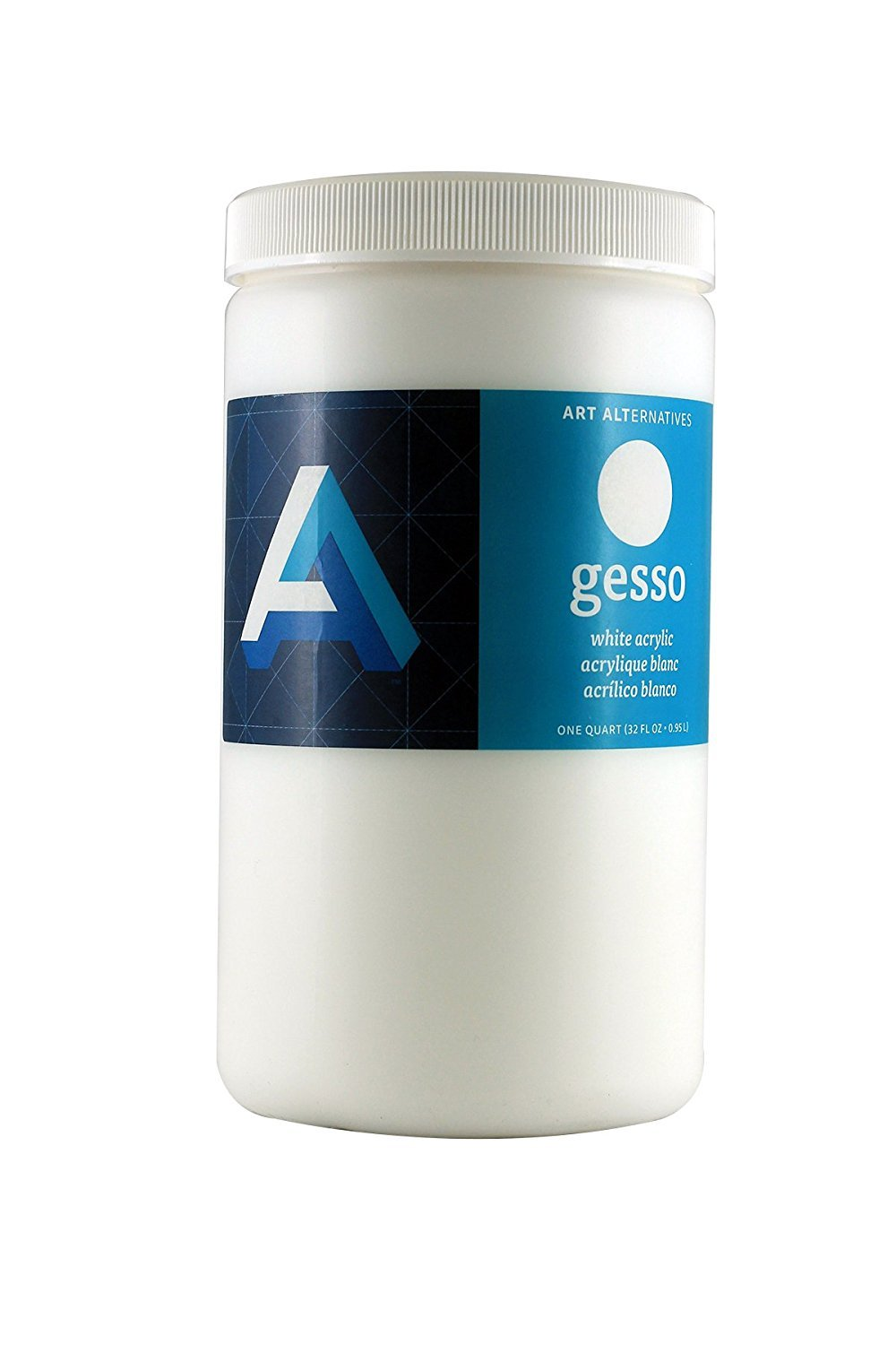 Art Alternatives Gesso 32oz MACPHERSON