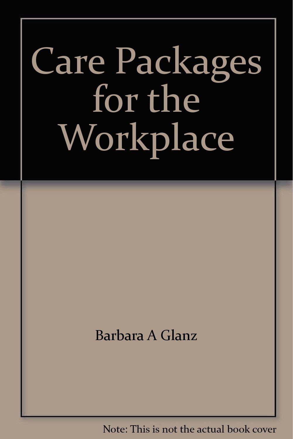 Download Care Packages for the Workplace ebook