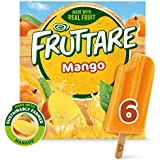 Fruttare, Frozen Fruit Bar, Mango, 6 ct (Frozen)