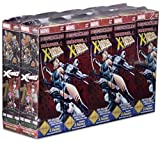 Marvel HeroClix: Deadpool and X-Force Booster Brick ( 10 Count ) Wizkids 72536