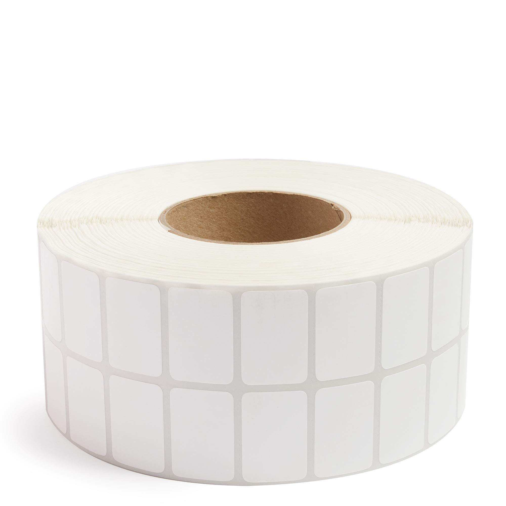 Smith Corona - 1.5 x 1 (2-Up) Thermal Transfer Labels (3'' Core) - 10800 Labels/Roll - 4 Rolls by Smith Corona