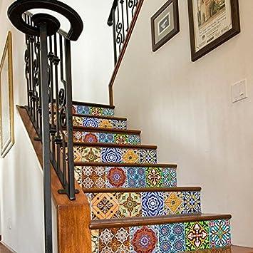 Moonwallstickers Vinyl Wand Home Decor Aufkleber für Treppe ...
