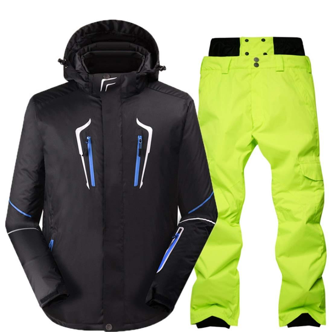 Nalkusxi Calda Tuta da Sci Pantaloni da Sci Invernale da da da Sci per Uomo (Coloree   07, Dimensione   L)B07KQ6HPGXM 06 | Prestazione eccellente  | Qualità Superiore  | una vasta gamma di prodotti  | a prezzi accessibili  | Nuovo  | Qualità  90a55d