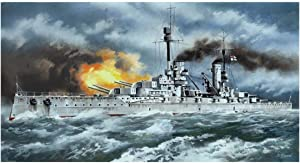 ICM Models Battleship SMS Kronprinz Building Kit