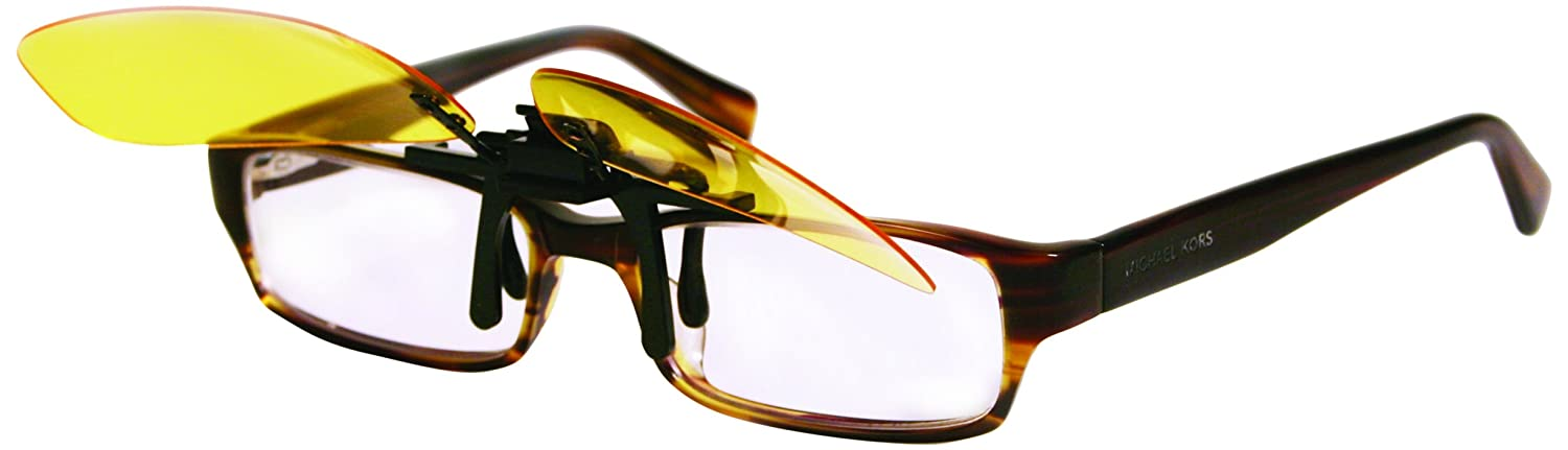 9a877d7d1df Amazon.com  Night View Night Vision Clip On Glasses
