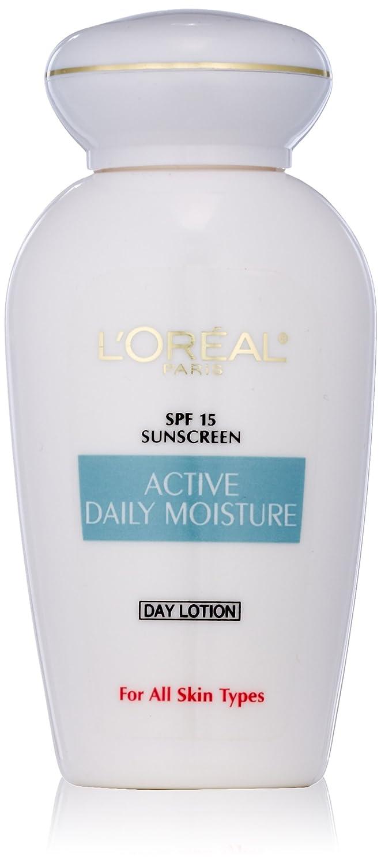 L'Oréal Paris Active Daily Moisture SPF 15 Lotion, 4 fl. oz.
