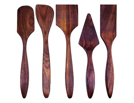 Amazon.com: American Made Black Walnut Wood Baking/Cooking ...