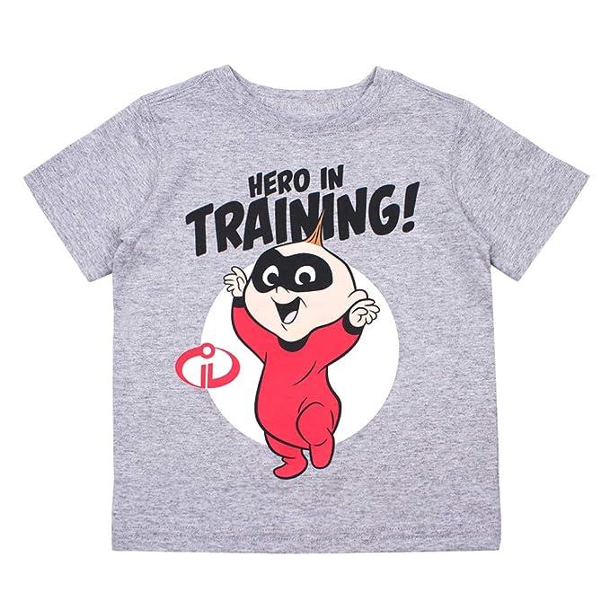 6302aacad The Incredibles Disney's Pixar Shirt - Toddler Boys 'Strong, Fast,  Incredible' Incredibles