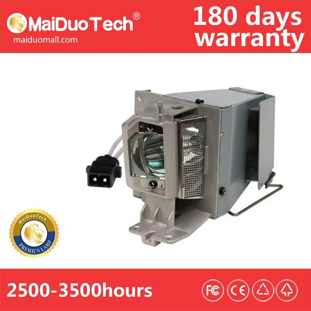MaiDuo 交換用プロジェクターランプ電球 SP.8VH01GC01用 ハウジング付き OPTOMAプロジェクター用   B07PMQRYZ8
