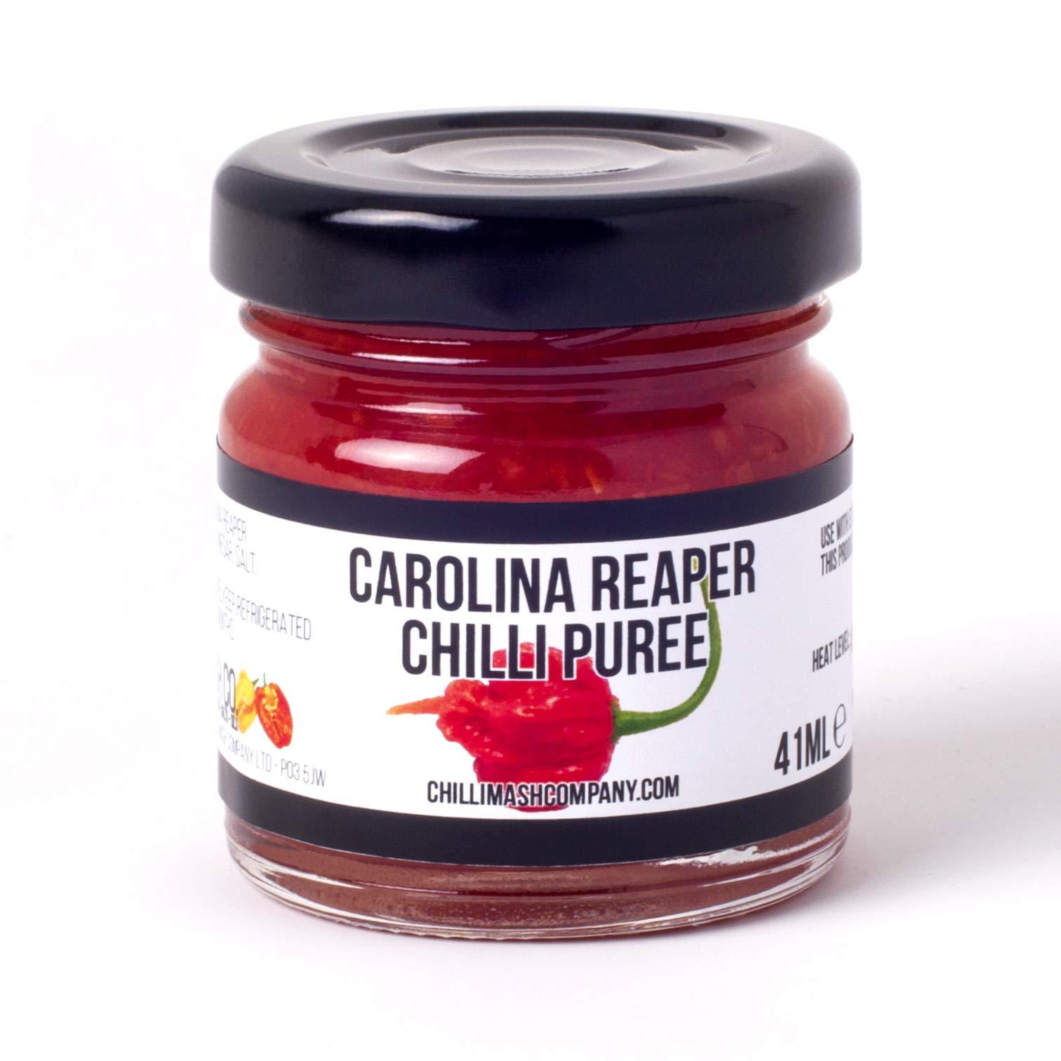 Chilli Mash Company Carolina Reaper Puree 41 ml