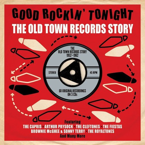 Price comparison product image Good Rockin' Tonight - Old Town Records Story - Various