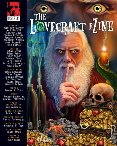 lovecraft-ezine-issue-33-volume-33
