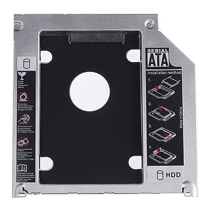 Topker DVD-RW disco duro portátil de DVD soporte portador móvil ordenador de maniobra 9.5