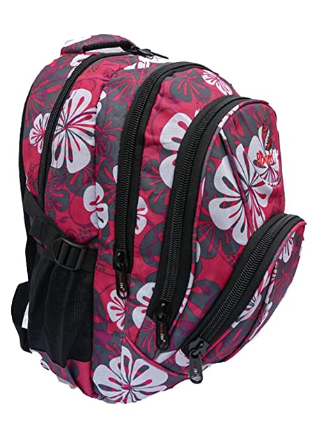 83eaa3d4be143 Rucksäcke Taschen Rosa Blume Blumen Print - Schule Größe Mädchen Damen  Rucksäcke - 30-35
