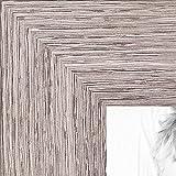 ArtToFrames WOM76808-973-12x18 Oak Barn Wood Picture Frame, 12 x 18, Gray