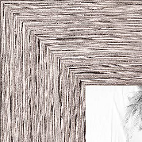 Amazon.com - ArtToFrames 18x22 inch Gray Oak - Barnwood Picture ...