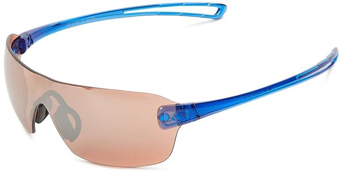 Amazon.com: adidas Duramo S Escudo anteojos de sol, Azul, 70 ...