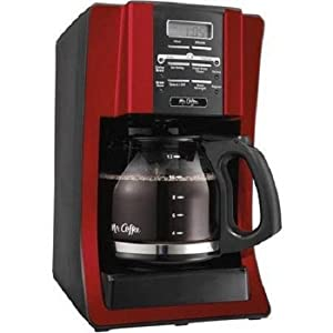 Mr. Coffee BVMC-SJX36GT 12 Cup Programmable Coffeemaker
