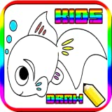 Coloring Book with Color Number Pixel Drawing NEW PICTURES