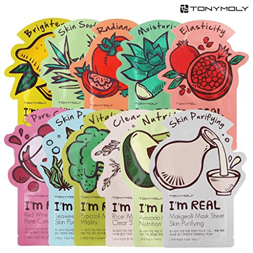 [TONYMOLY] I'm Real Mask Photo