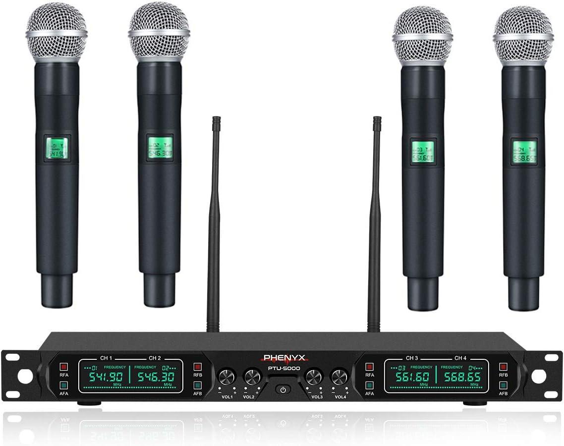 best wireless microphone under 100