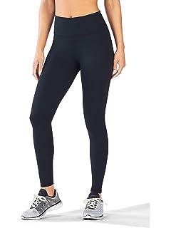 bf183bca84 dh Garment Yoga Pant Women High Waisted Sports Leggings with Hidden Pocket  - Squat…