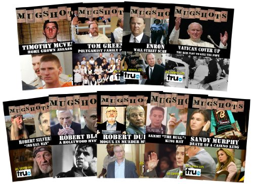 Mugshots:  The Best Of Mugshots  - Volume 5 - 9 DVD Collector's Set (Amazon.com Exclusive)