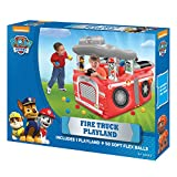 Paw Patrol Fire Truck Balls Pit, 1 Inflatable