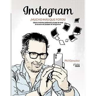 Instagram : mucho más que fotos book jacket