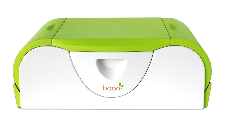amazoncom  boon potty bench training toilet with side storage  - amazoncom  boon potty bench training toilet with side storage green baby