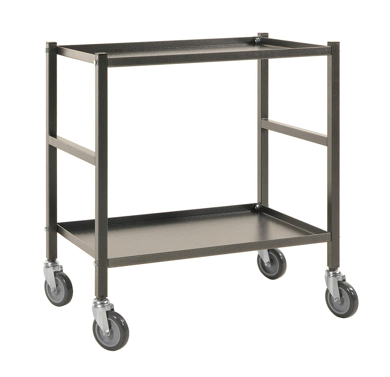 Transporte Piso carro carro carrito | mesa carro con 2 estantes ...