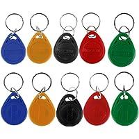 HFeng Sleutelkaart, EM4100, TK4100, sleutelkaart, 125 kHz RFID-toegangscontrole, sleutelkaart voor deur, NFC Token-Tag…