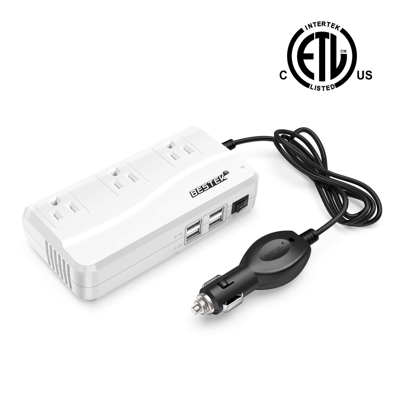 Cargador para Auto USB BESTEK (0EY6RJKA)