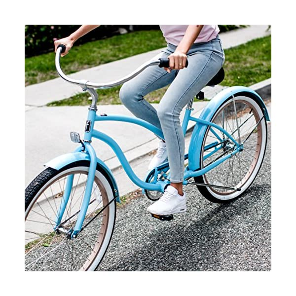 Lady Beach Cruiser Bicycle
