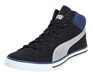 923827360df Puma Men s Delta Mid NU IDP Sneakers  Buy Online at Low Prices in India -  Amazon.in