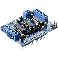 Muzoct L293D Motor Drive Shield pour Arduino Duemilanove Mega UNO R3 AVR ATMEL