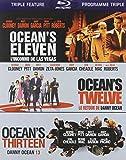 Ocean's Eleven/ Ocean's Twelve/ Ocean's Thirteen (3FE)(WM/ BD) [Blu-ray] (Bilingual)