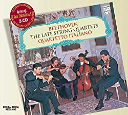 Image of the product Late String Quartets CD that is listed on the catalogue brand of .