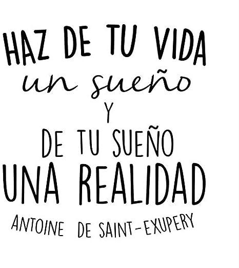 Amazon.com: Spain Inspiring Positive Quotes Life Dream Art ...