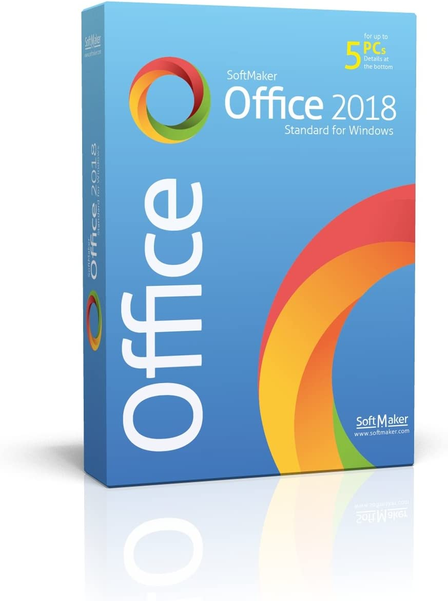 SoftMaker Office Standard 2018 for Windows (PC)