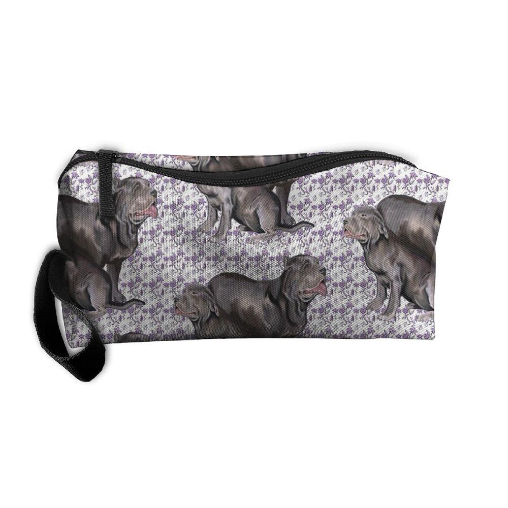 cbd4d7ae5993 cheap Huadduo Mastiffs Cosmetic Bag