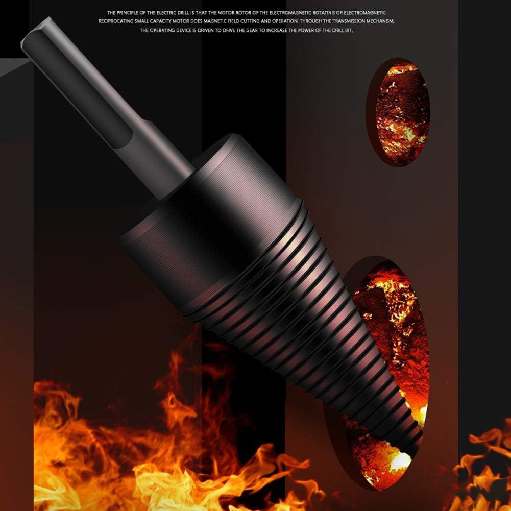 Famyfamy Fendeuse de bois pour bois de chauffage noir