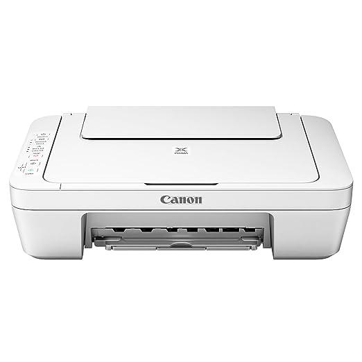 72 opinioni per Canon MG3051 WH Stampante Multifunzione a Getto, 4800 x 600 dpi, Bianco