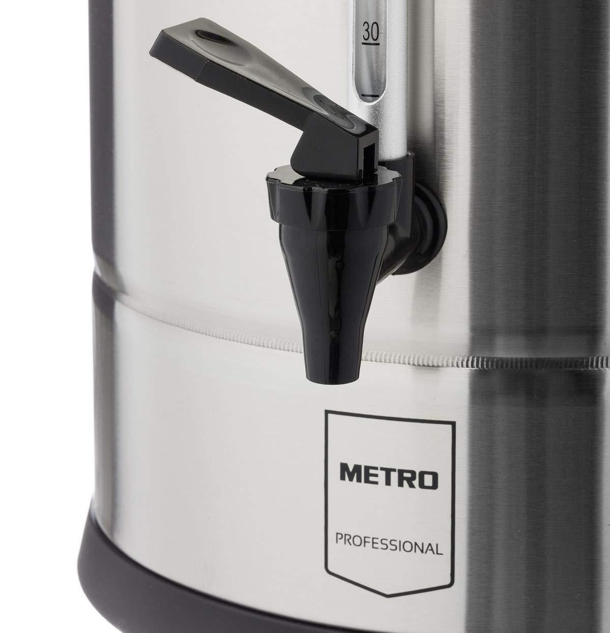 Metro Professional Kaffeemaschine GCM4015 100 Tassen 15 l