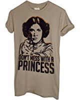 T-Shirt Star Wars Leia - FILM by Mush Dress Your Style
