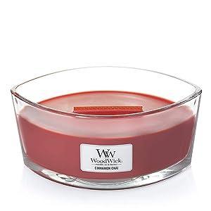 Hearthwick Ellipse Candle Cinnamon Chai