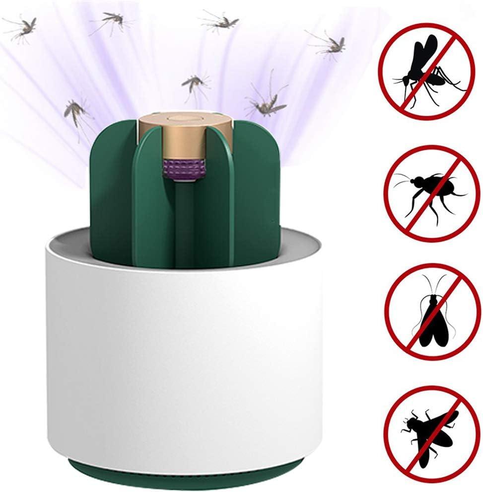 HWJF Aspirador de Mosquitos USB para Uso en Interiores, lámpara ...