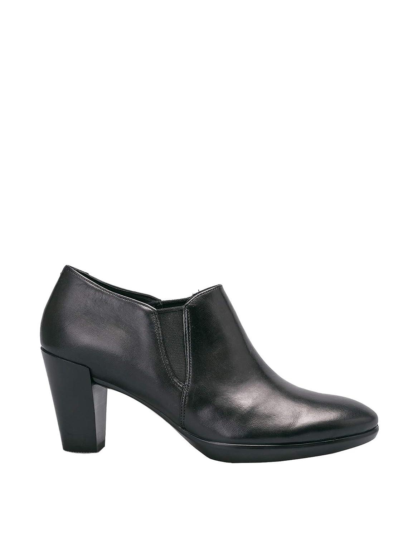 Ecco 264913, Damen Kurzschaft Stiefel, Schwarz - 1001 - Größe  37-37.5 EU