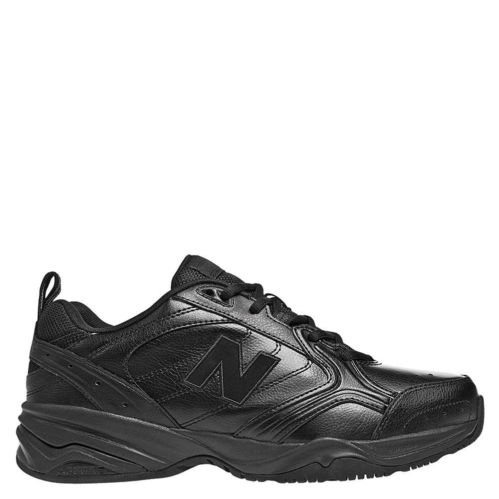 New Balance Men's MX624v2 Casual Comfort Training Shoe, Black, 12 6E US by New Balance